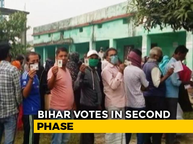 Video : 94 Seats Up For Polls In Bihar, By-Elections In Ten States