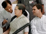 "Video : ""Irreplaceable Comrade"": Sonia Gandhi Mourns ""Friend"" Ahmed Patel"