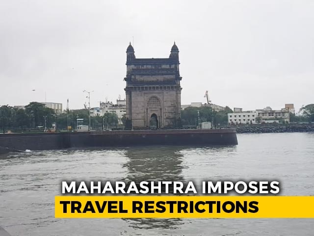 Video : Maharashtra Makes Covid Report Must For People From Delhi, 3 States