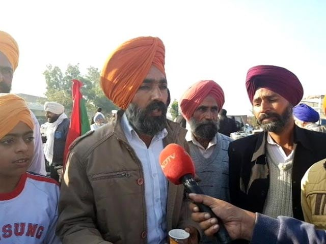 Video : Protesting Farmers Allowed to Enter Into Delhi in Their First Big Win