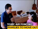 Video : Choking Pollution: Urban Families Leave Delhi, Surrounding Areas