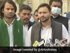 Tejashwi Yadav Asks BJP Alliance To Fulfil 19 Lakh Job Promise