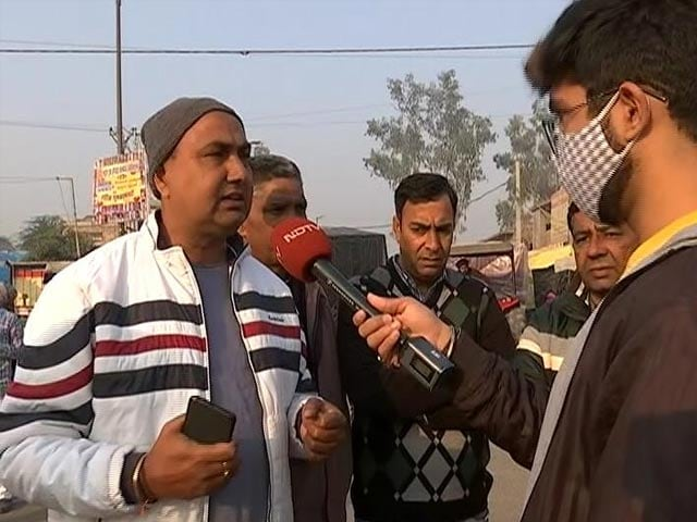 Video : It's Their Divide And Rule Policy: Haryana Farmers On No-Show Claims