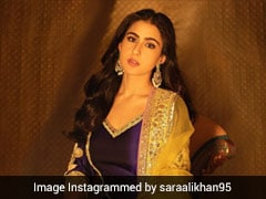 Sara Ali Khan का दिवाली पर दिखा रॉयल अंदाज, खूब वायरल हो रही हैं Photos
