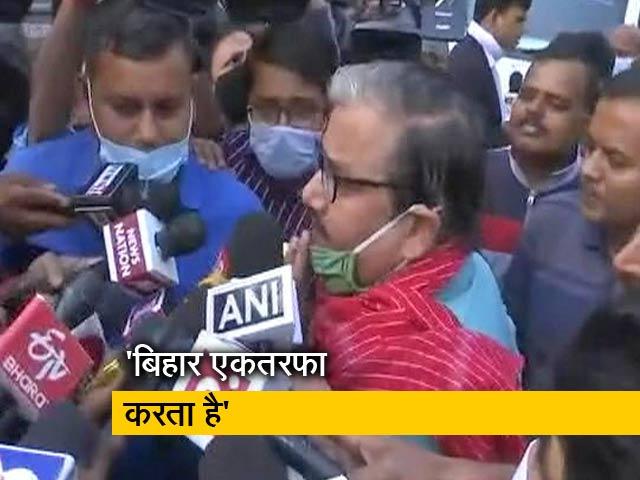 Video : RJD प्रवक्ता मनोज झा बोले- बिहार को देश को संदेश देना है