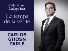 Former Nissan Boss And Corporate Fugitive Carlos Ghosn Publishes Tell-All Book