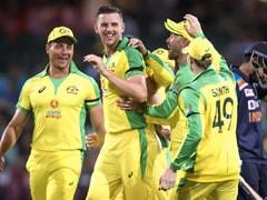 India vs Australia 1st ODI: Hardik Pandya's Breezy 90 In Vain As Aaron Finch, Steve Smith Hundreds Help Australia Win