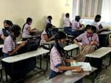 Video : Government Schools Reopen For Seniors In Assam, Andhra