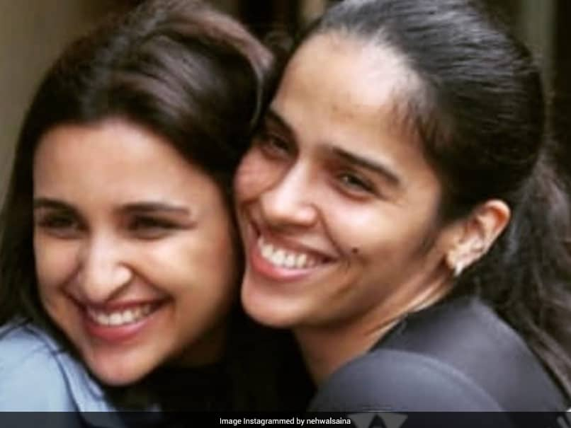 Saina Nehwal Shares Parineeti Chopras Look From Biopic, Calls Bollywood Actor Her Lookalike. See Picture