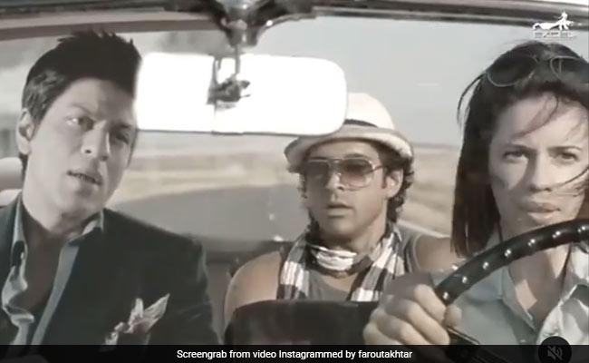 Zindagi Na Milegi Dobara And Hence You've Got To Watch Farhan Akhtar's Road Trip Mashup Right Now