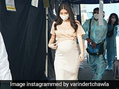 Anushka Sharma's Maternity Wardrobe Has A Special Place For Pastel Outfits