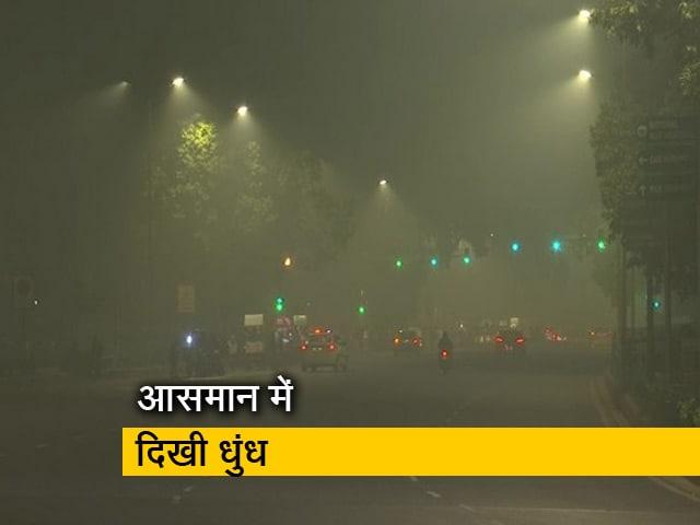 Videos : दिल्ली में पाबंदियों के बावजूद दीवाली पर जमकर छूटे पटाखे