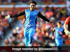 Rashid Khan Set To Return To Sussex For 2021 T20 Blast