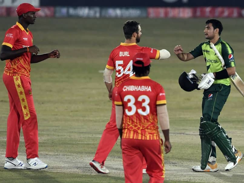 PAK vs ZIM: Pakistan Thump Zimbabwe To Clinch T20I Series