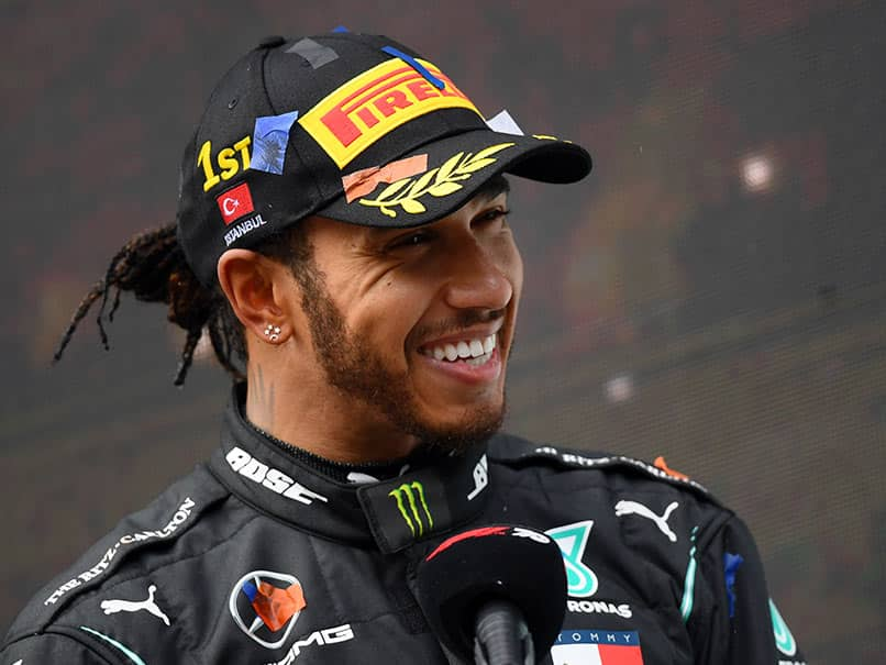 "Lewis Hamilton Fired Up To Resist ""New Generation"" Again In 2021"