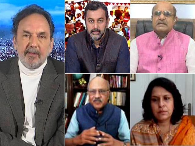 Video : Will Nitish Kumar Return To Power In Bihar? Prannoy Roy And Experts Discuss