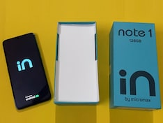 Micromax IN Note 1 Unboxing And First Look : Made in India