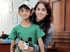 Ira Khan ने शेयर की छोटे भाई के बर्थडे सेलिब्रेशन की Photos, आजाद को बताया Coolest Baby Brother