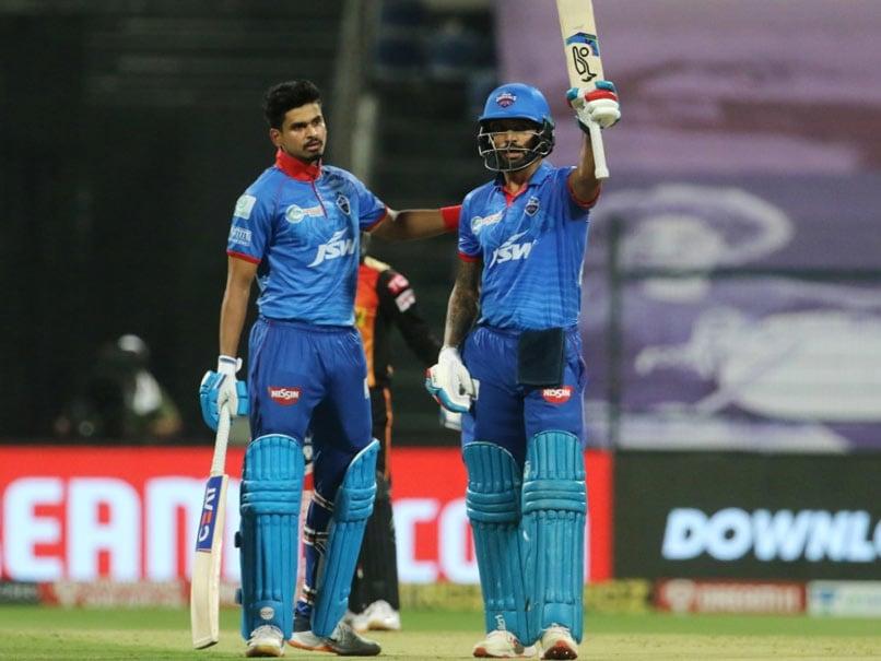 IPL 2020, Qualifier 2, DC vs SRH: Shikhar Dhawan Completes 600 Runs; Surpasses Rohit Sharma In All-Time Scorers List