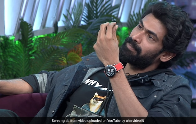 Rana Daggubati Opens Up About Health Scare: '70 Percent Chance Of Stroke, 30 Percent Chance Of Death'