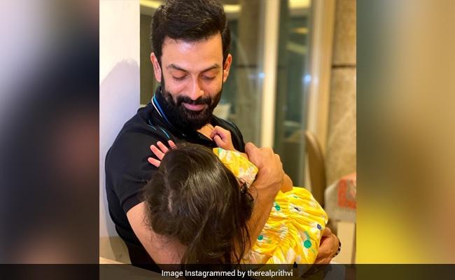 'Shameful': Prithviraj Sukumaran Warns Fake Instagram Account Featuring 6-Year-Old Daughter