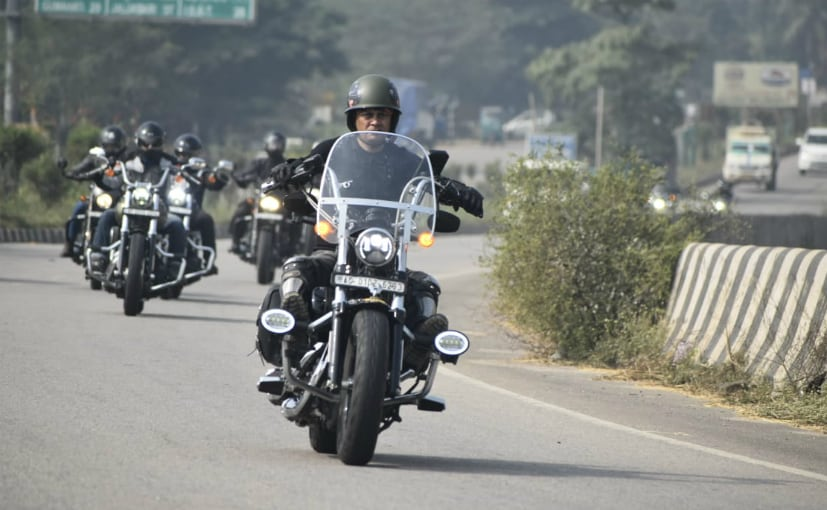 Harley-Davidson India owners express solidarity with dealerships with 'Dark Ride'