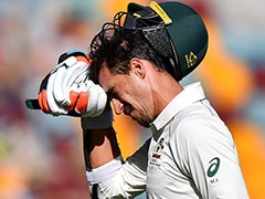 Mitchell Starc's Angry Reaction As Team Declares With Him Batting On 86. Watch