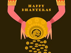 Happy Dhanteras 2020: Dhanteras Wishes, Images, WhatsApp Greetings And SMS