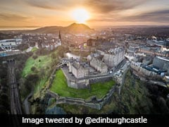 "Edinburgh Castle ""Inaccurate"" Sign About 1857 Revolt To Be Reviewed"
