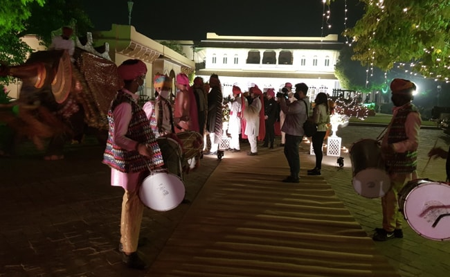 Record 4,000 Weddings In Jaipur In A Week Amid Spike In Covid Cases