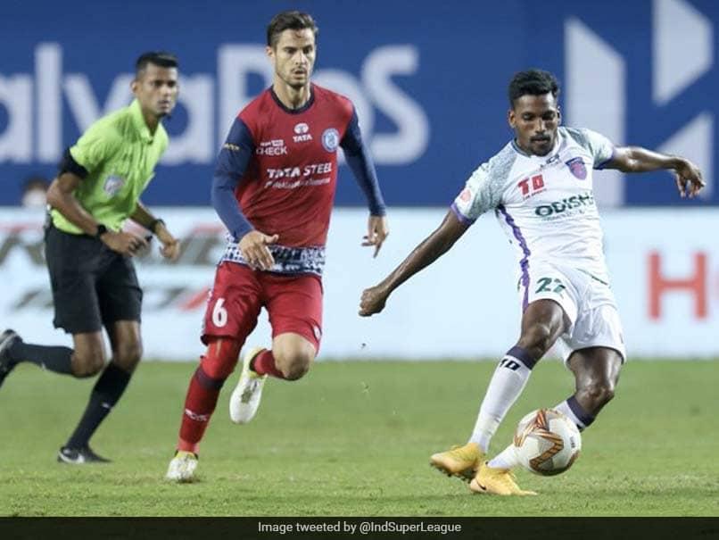 ISL: Odisha FC Score Last-Minute Equaliser To Hold Jamshedpur FC In Thriller