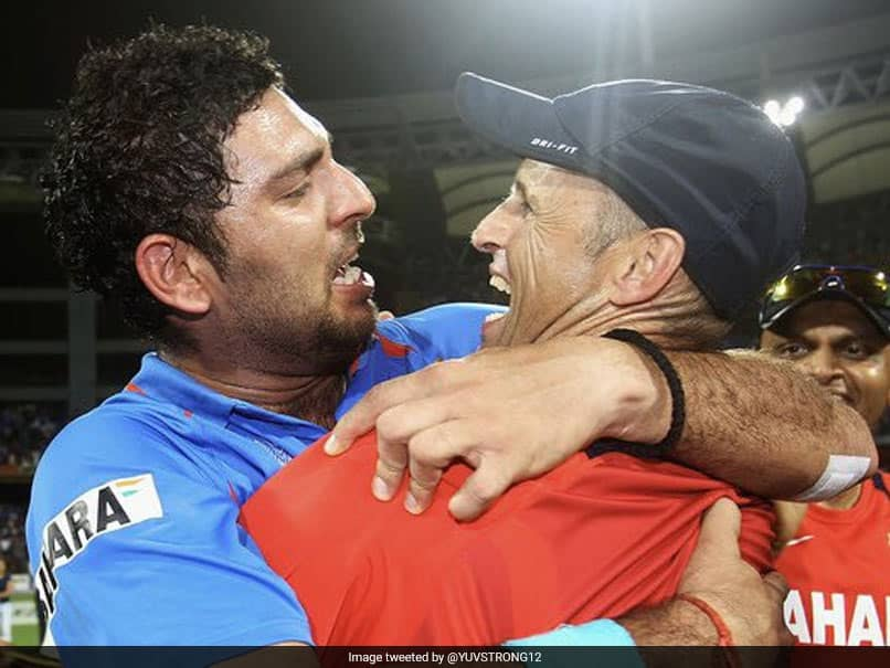 Gary Kirsten Celebrates 52nd Birthday, Yuvraj Singh Leads Wishes For Indias 2011 ODI World Cup-Winning Coach