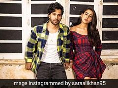 सारा अली खान ने वरुण धवन को बताया 'चोर', लगाया यह आरोप