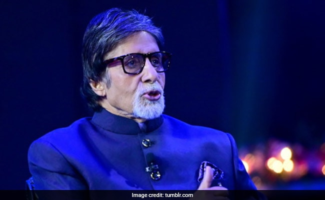 On 'KBC', Big B Hilariously Apologises To This SRK Fan