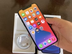 iPhone 12 Unboxing And First Look   As Good As The Pro?