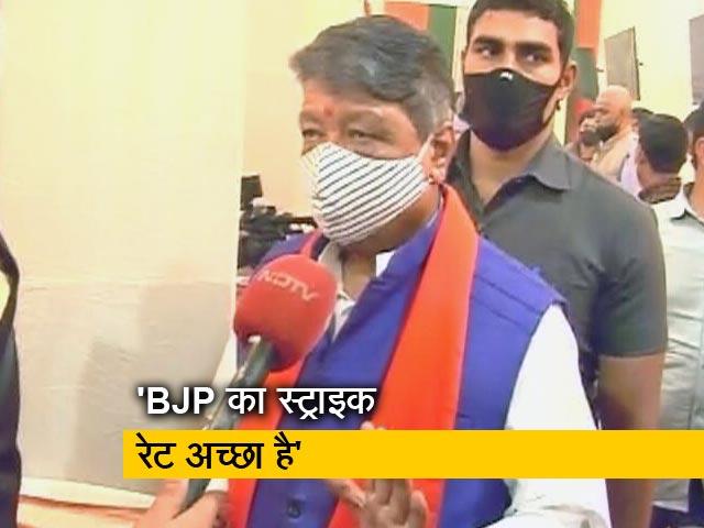 Videos : दुष्प्रचार के कारण कम हुआ JDU का वोट : कैलाश विजयवर्गीय