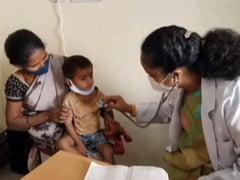 In Karnataka's Chikkballapur, Nutritional Rehabilitation Centres Are Pulling Children Out Of Malnutrition