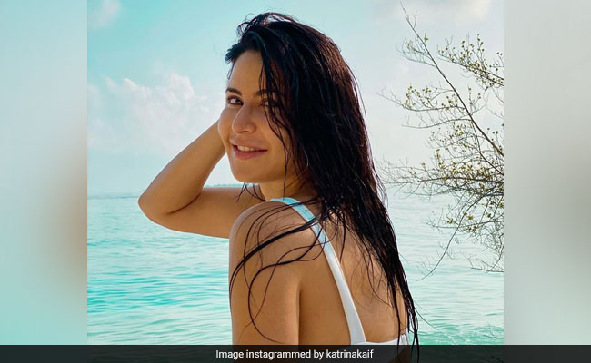 """""""Paradise Found"""": Katrina Kaif's Maldives State Of Thoughts In Two Words"""