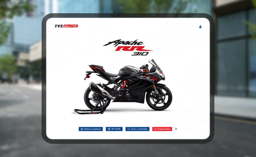 The TVS ARIVE app aims to offer a more holistic online buying experience to customers