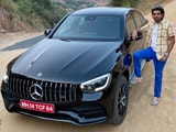 Video : Made-In-India Mercedes-AMG GLC43 Coupe SUV First Look