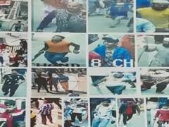 दिल्ली हिंसा में शामिल 20 आरोपियों की तस्वीरें सामने आयीं, आरोपियों ने जमकर मचाया था उत्पात