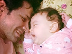 How Cute Is This Pic Of Actor Sumeet Vyas With Baby Son Ved?