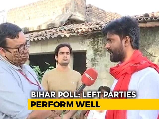 Video : Left Parties Win 16 Seats In Bihar Polls