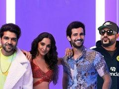 <i>Indoo Ki Jawani</i> Song <I>Heelein Toot Gayi</i>: Guru Randhawa, Aditya Seal Join Kiara Advani