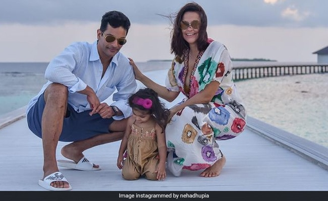 Life Advice From Neha Dhupia To Daughter Mehr On Her Birthday: Chase Butterflies
