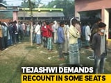 "Video : Counting ""Transparent"": Election Body Sources After Tejashwi Yadav Charge"