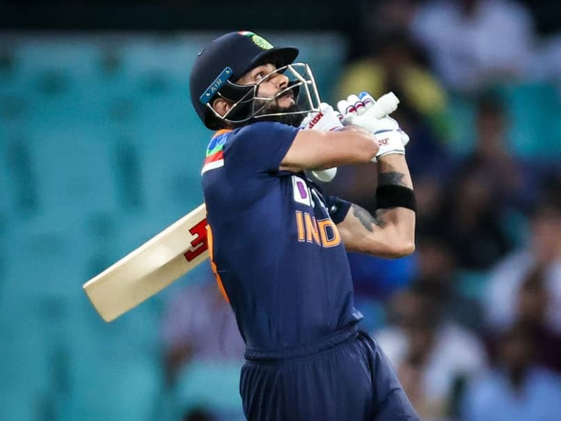 India vs Australia: Virat Kohli Breaks Sachin Tendulkars Record, Is The Fastest To 12,000 ODI Runs