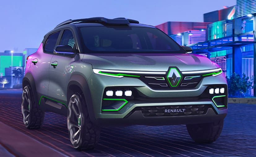 Renault Kiger Unveil Highlights: Images, Exteriors, Interiors, Specifications, Bookings