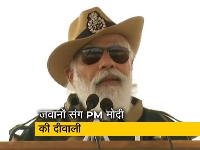 Videos : लोंगेवाला युद्ध की वीरगाथा गौरवान्वित करने वाली: PM मोदी