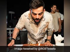 Viral: Virat Kohli's Birthday Cake Steals Away The Spotlight And RCB Is Responsible; Here's Why